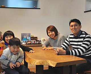 STYLE.1 -牛久市在住:Yさんご家族-に関するページ