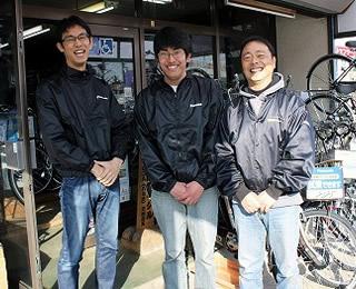 STYLE.13 -牛久市栄町にある自転車専門店の「常南サイクル」-に関するページ