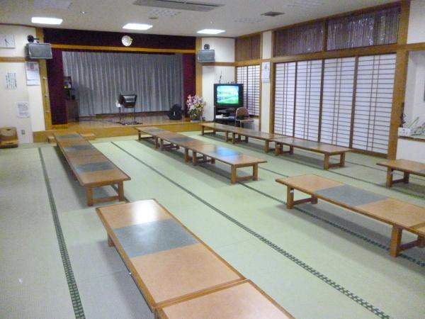 センターカラオケ室