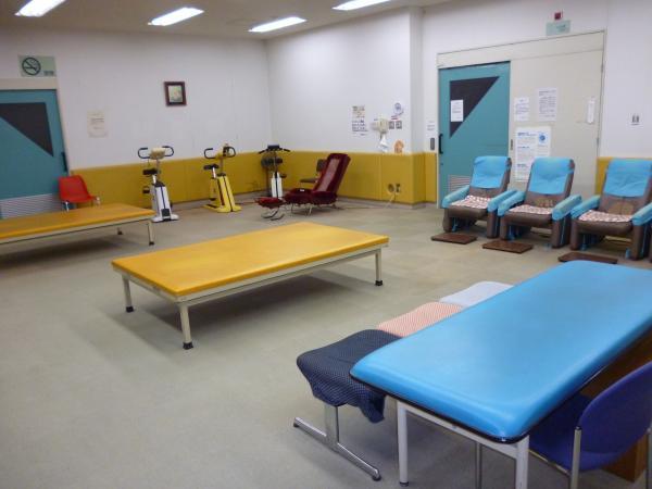 センター機能訓練室
