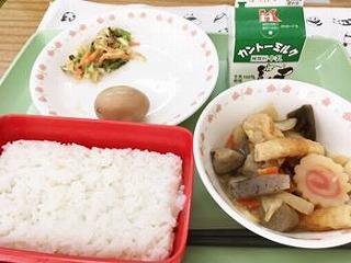 野菜のおかかマヨ和え(2)