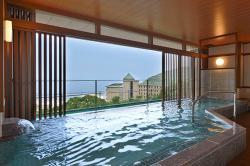 かんぽの宿熱海・別館大浴場
