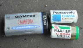リチウム一次電池