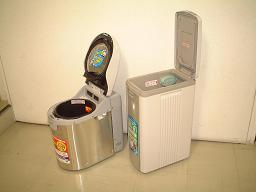 機械式生ごみ処理機