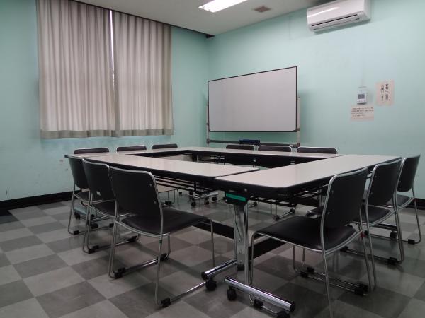 小会議室内