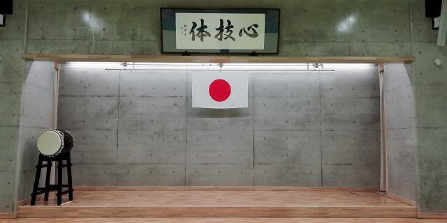 武道館ステージ