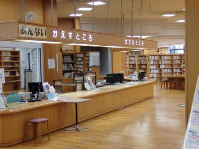 図書館9時3